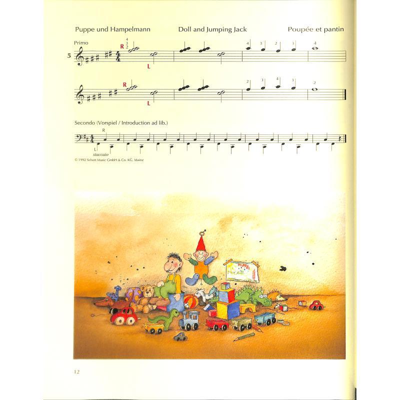 Europaeische Klavierschule 1 Von Emonts Fritz Ed 7931 Noten