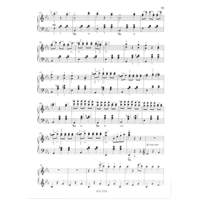 2123 The Of Partiture Dolls Dance Shostakovich Dmitri Sik Di 4RjL5A