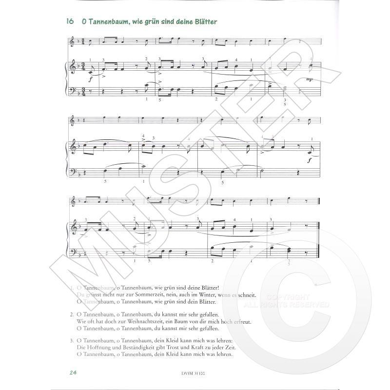 Noten Keyboard Weihnachtslieder Kostenlos.Das Gruene Weihnachtslieder Klavier Von Schmitz Manfred Dv 31100