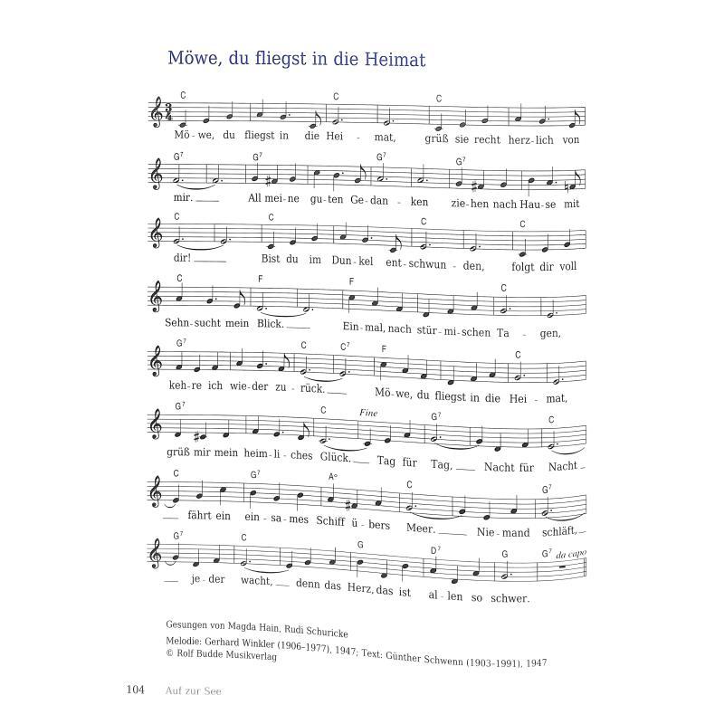 Spiel Mir Eine Alte Melodie Von Aisenbrey Dieter Scheirle Alfons Carus 2124 Noten