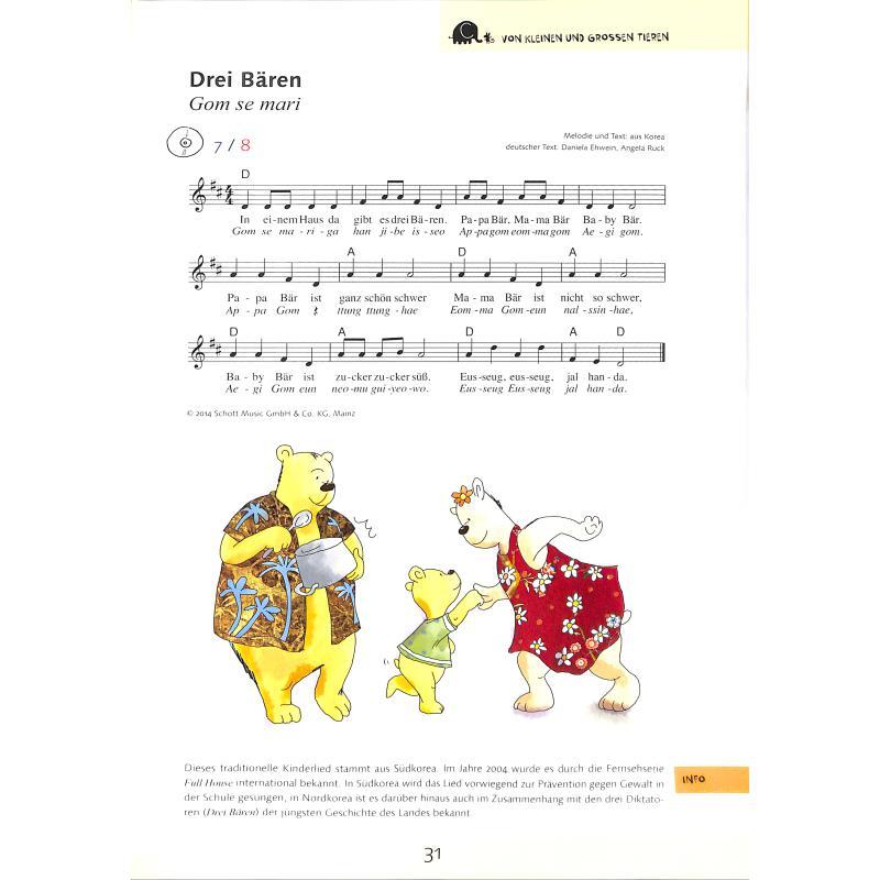 O Tannenbaum Kinderlied.Kinderlieder Von Nah Und Fern Von Ehwein Daniela Mangel Uli Ruck