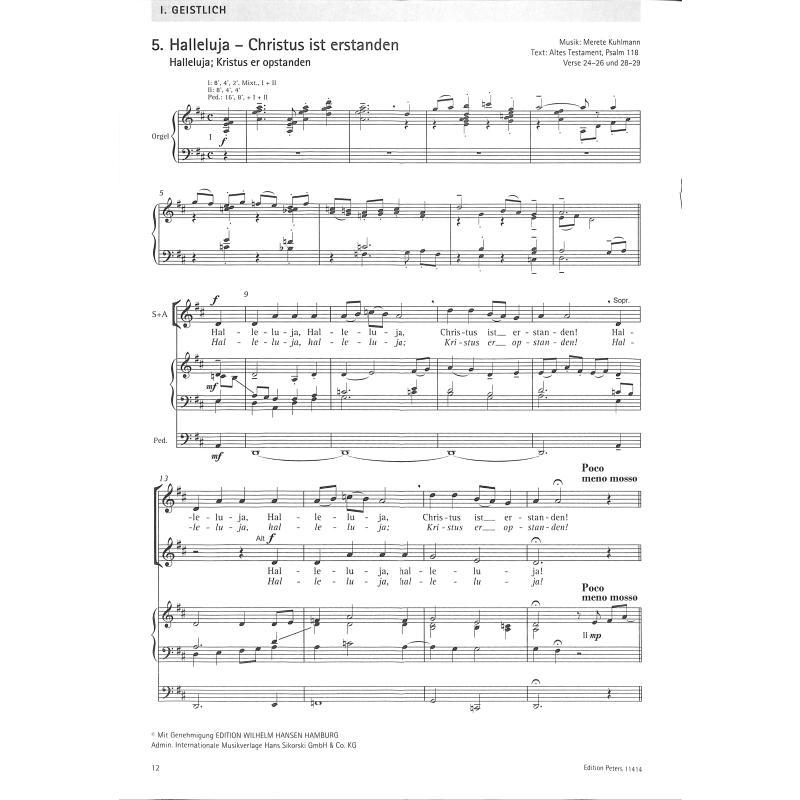 3a7598cb I HIMMELEN - von Wuelfing Hans - EP 11414 - Noten