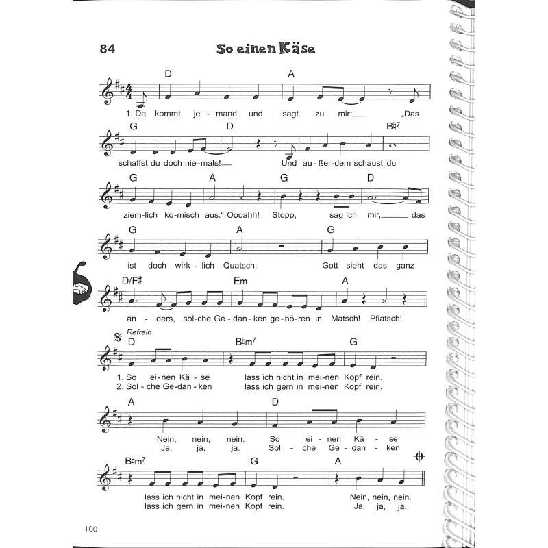 Hurra jesus lebt lied noten