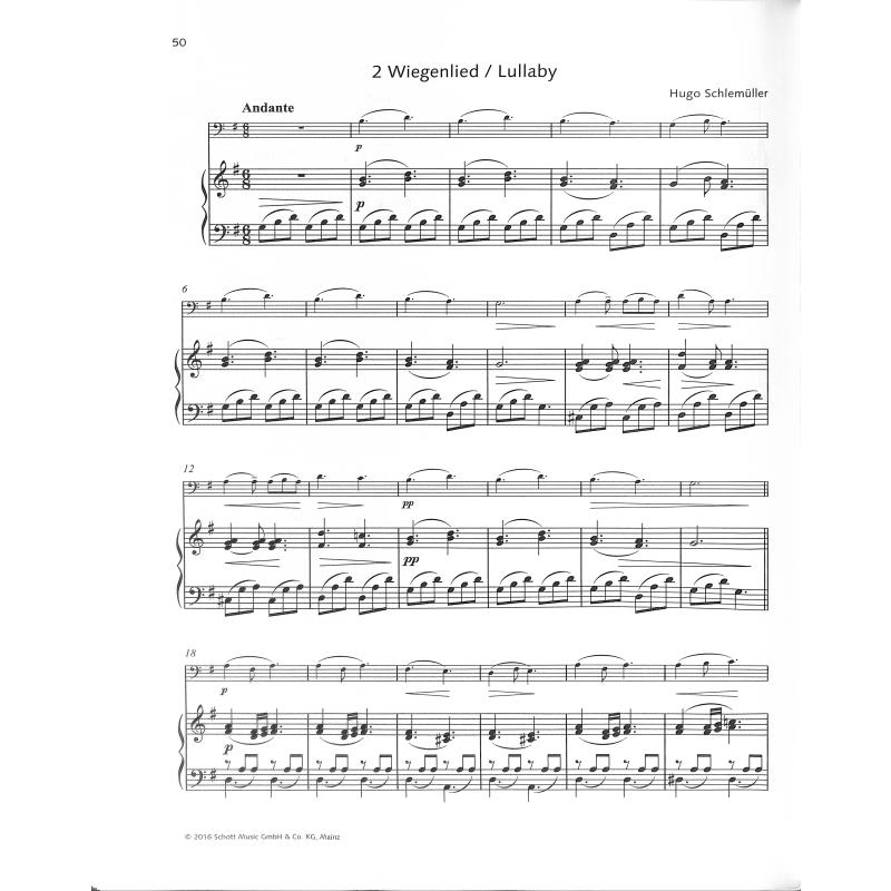 Arietta 40 Easy Original Pieces cello and piano 9790001158572