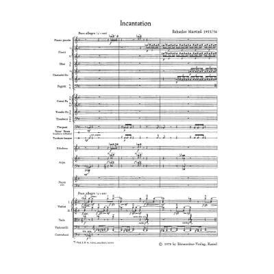 Incantation (Klavierkonzert 4)