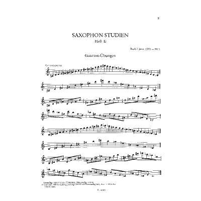 saxophon-studien-2