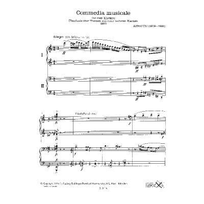 Commedia Musicale