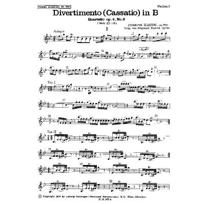 quartett-b-dur-op-2-6-hob-3-12