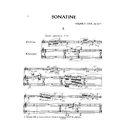 sonatine-op-34-1