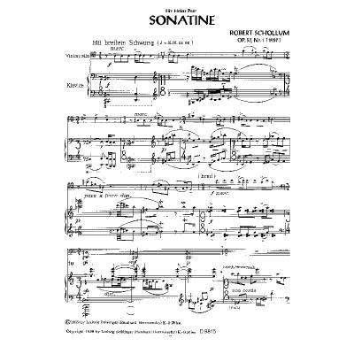 sonatine-op-57-1