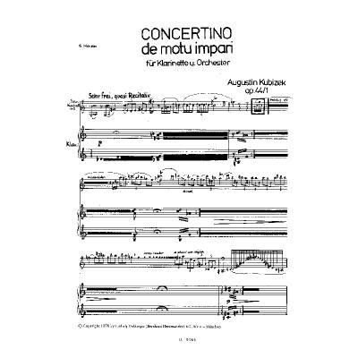 concertide-motu-impari-op-44-1, 20.60 EUR @ notenbuch-de