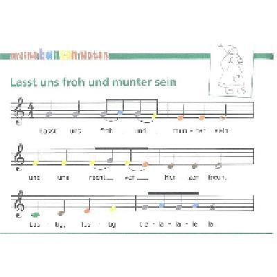 Glockenspiel Weihnachtslieder Noten Kostenlos.Meine Bunten Noten Für Das Glockenspiel Bekannte Beliebte Weihnachtslieder