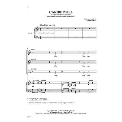 caribe-noel