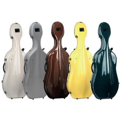 Gewa celloetui idea futura schwarzrot for Housse de violoncelle
