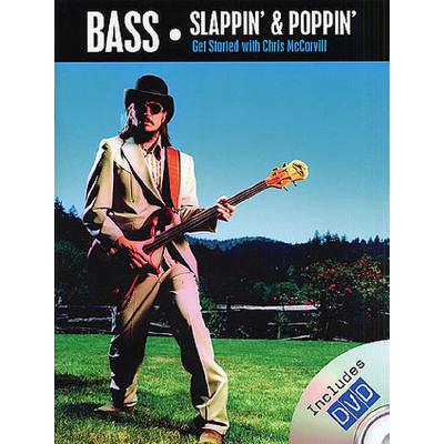 Bass slappin' + poppin'