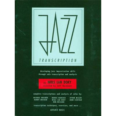jazz-transcription