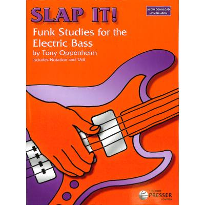 Slap it | Funk Studies for the electric bass