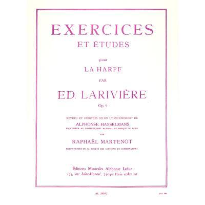 Exercices et Etudes op 9