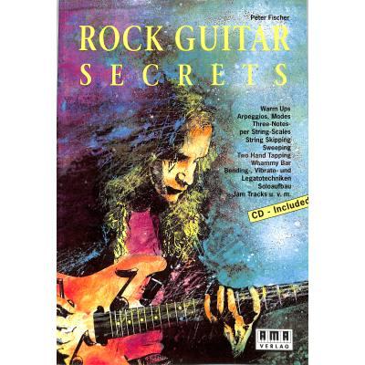 Rock guitar secrets