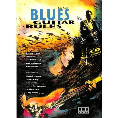 Blues guitar rules