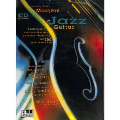 Masters of jazz guitar