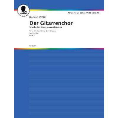DER GITARRENCHOR 1