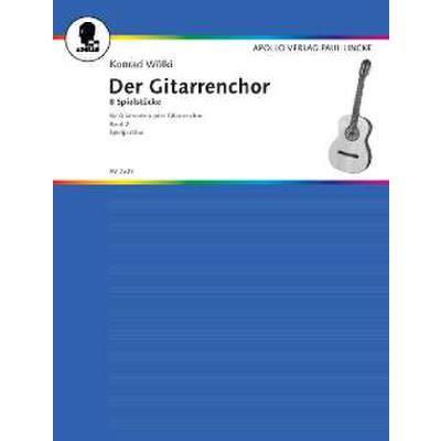 DER GITARRENCHOR 2