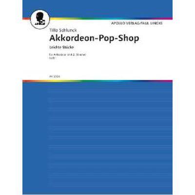 Akkordeon Pop Shop 1