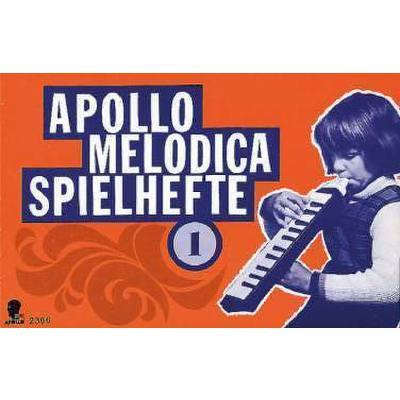 MELODICA SPIELHEFT 1