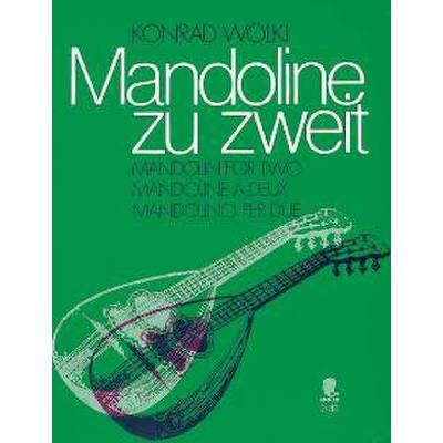 Mandoline zu zweit