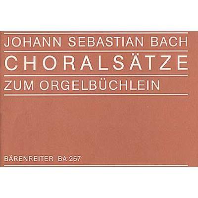 choralsatze-zum-orgelbuchlein