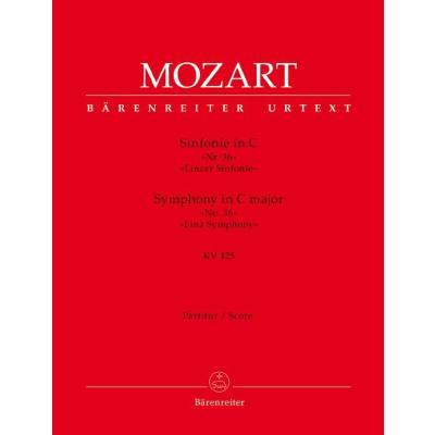 Sinfonie 36 C-Dur KV 425 (Linzer)