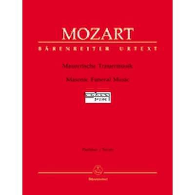 Maurerische Trauermusik c-moll KV 477