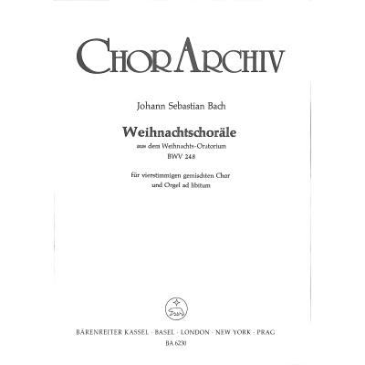 WEIHNACHTSCHORAELE
