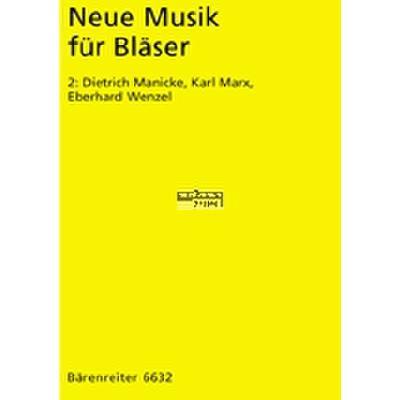 Neue Musik Fuer Blaeser 2
