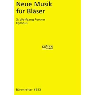 Neue Musik Fuer Blaeser 3