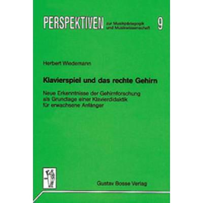 KLAVIERSPIEL + DAS RECHTE GEHIRN