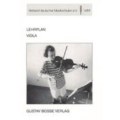 Lehrplan Viola