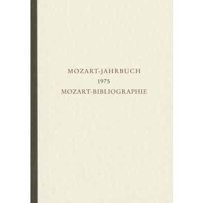 mozart-bibliographie