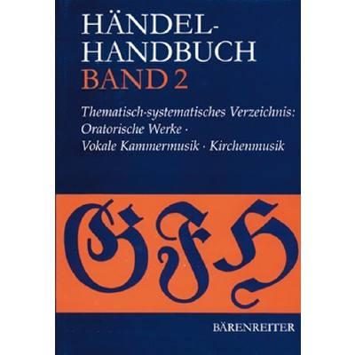 HAENDEL HANDBUCH 2