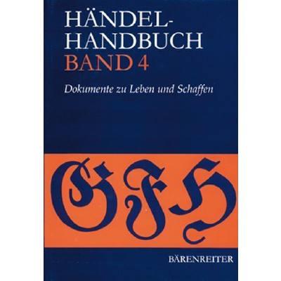 HAENDEL HANDBUCH 4