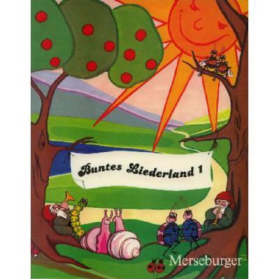 Buntes Liederland neue Kinderlieder