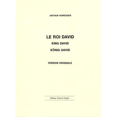 le-roi-david-originalfassung-1921-blaserfassung
