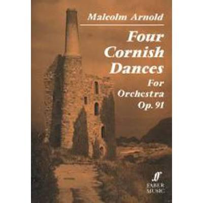 4 Tänze aus Cornwall op 91