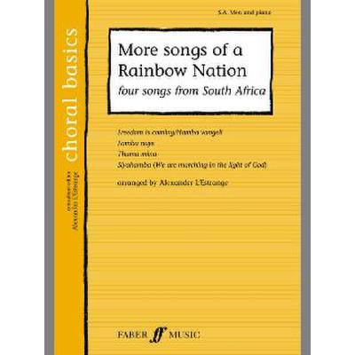 Faber Music L´estrange A. - More Songs Of A Rainbow Nation Choral Basics Male Voices (per 10 Minimum) jetztbilligerkaufen