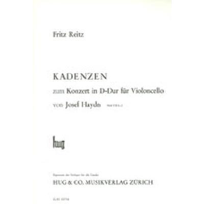 Kadenzen zu Cellokonzert