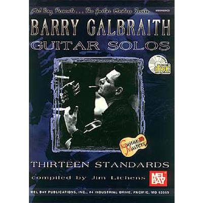 Guitar solos - 13 standards