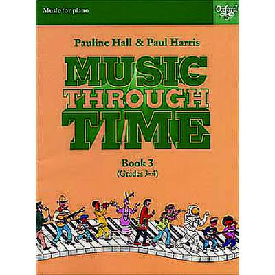 music-through-time-3, 13.95 EUR @ notenbuch-de