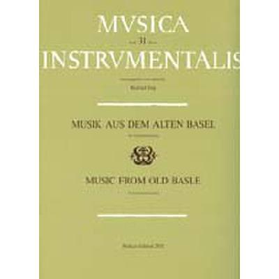 Musik aus dem alten Basel