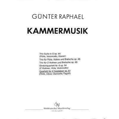 quartett-op-61-1945-